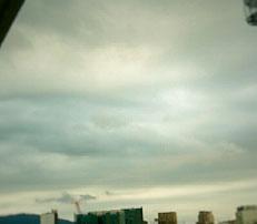 #空#曇り