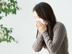 花粉症 しまだ耳鼻咽喉科医院 泉ヶ丘