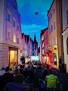 Florian Faab - Snowdance Independent Film Festival: Open-Air, kleine Hoffnung für Kunst und Kultur