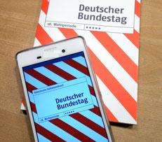 Foto Kürschners Volkshandbuch Deutscher Bundestag