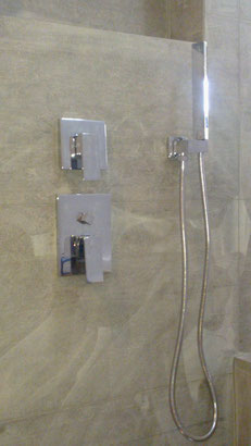 Flickmixer Shower Tap
