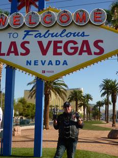 WildWest Motorradreisen Las Vegas EagleRider