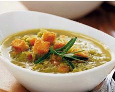 Dieta delle zuppe: menù settimanale completo
