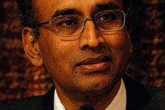 Venki Ramakrishnan, a Nobel Prize-winning chemist based at the Laboratory of Molecular Biology at the University of Cambridge. Credit: Wikipedia