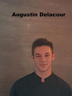 Augustin Delacour Commis de cuisine