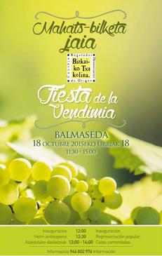 Fiesta de la Vendimia en Balmaseda