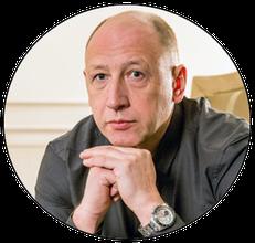 Керівник проекту Володимир Рєзнік