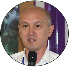 Project manager Vitalii Pasechnyk