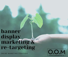 banner marketing en re-targeting via Google Ads