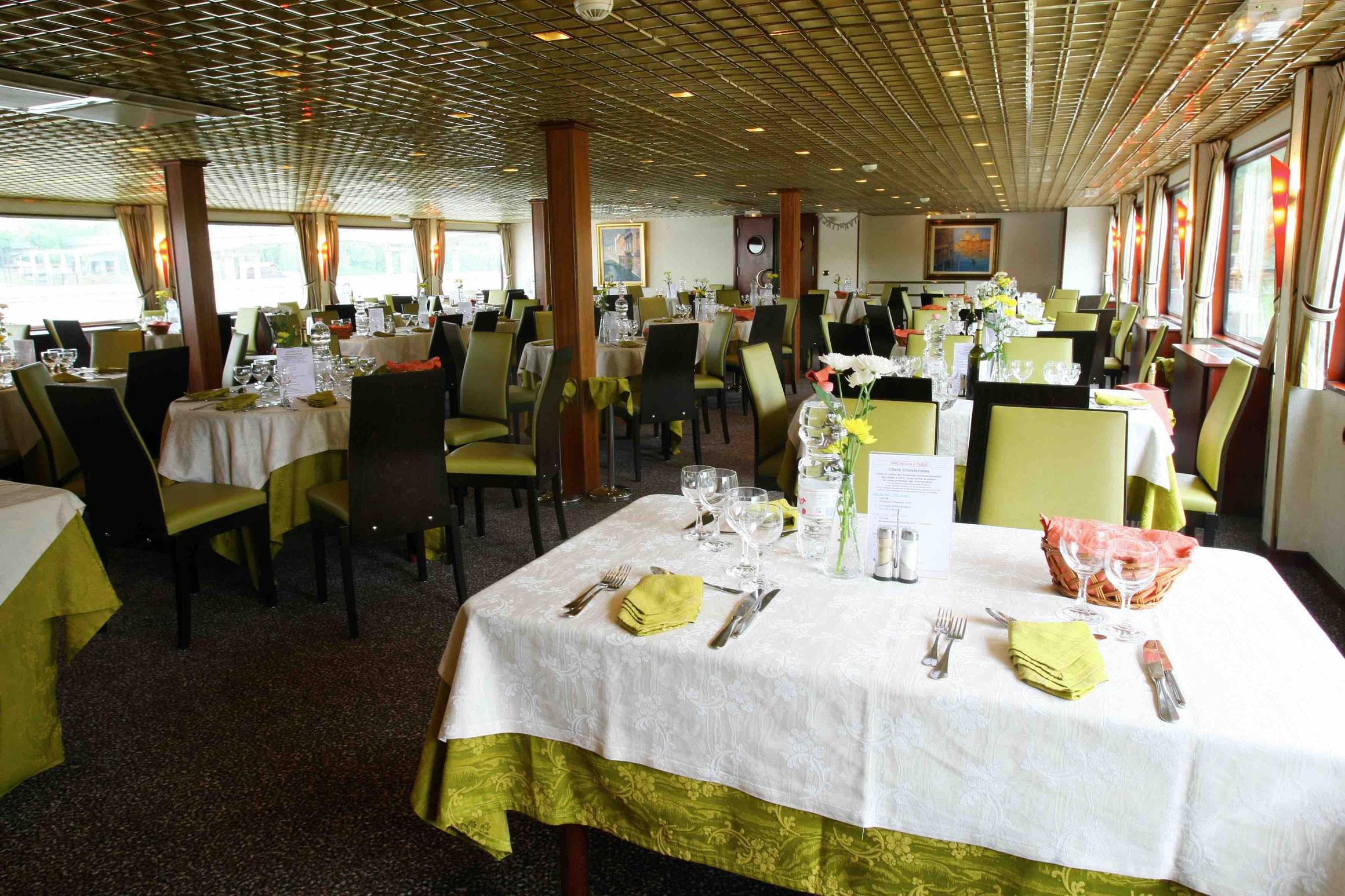 MS Michelangelo Restaurant