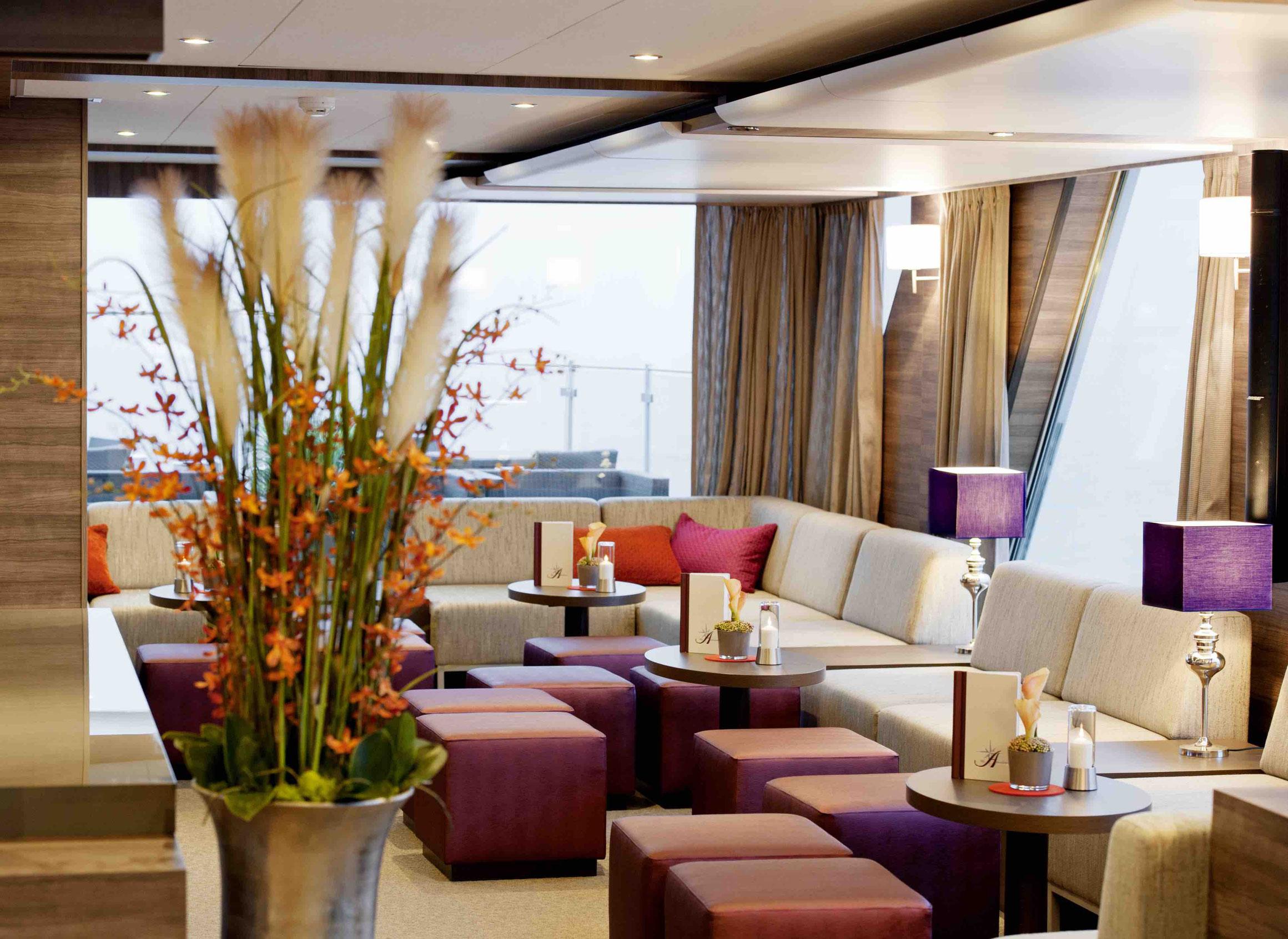 AMADEUS Silver II Panorama-Lounge