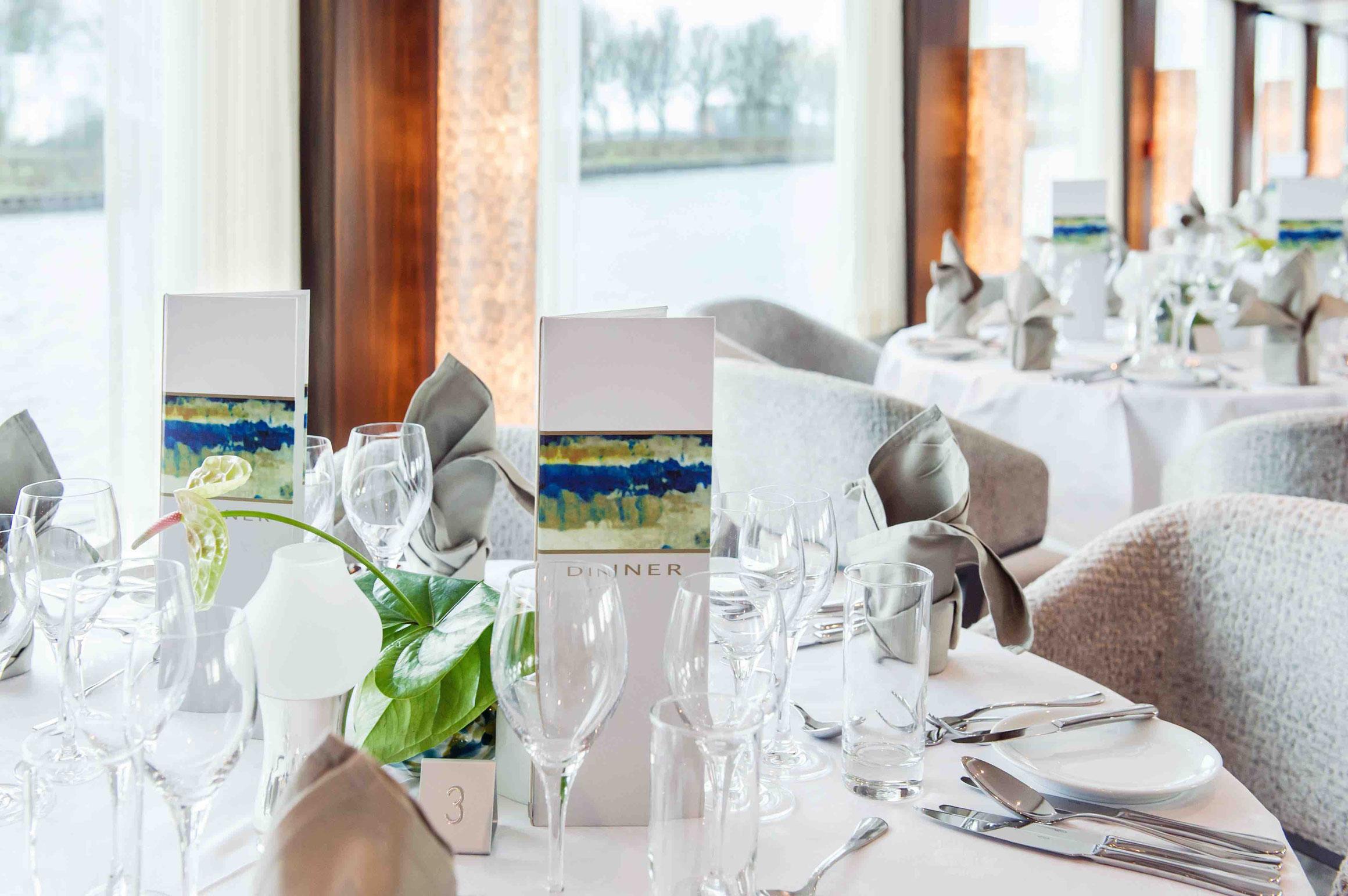 Amadeus Queen Panorama-Restaurant