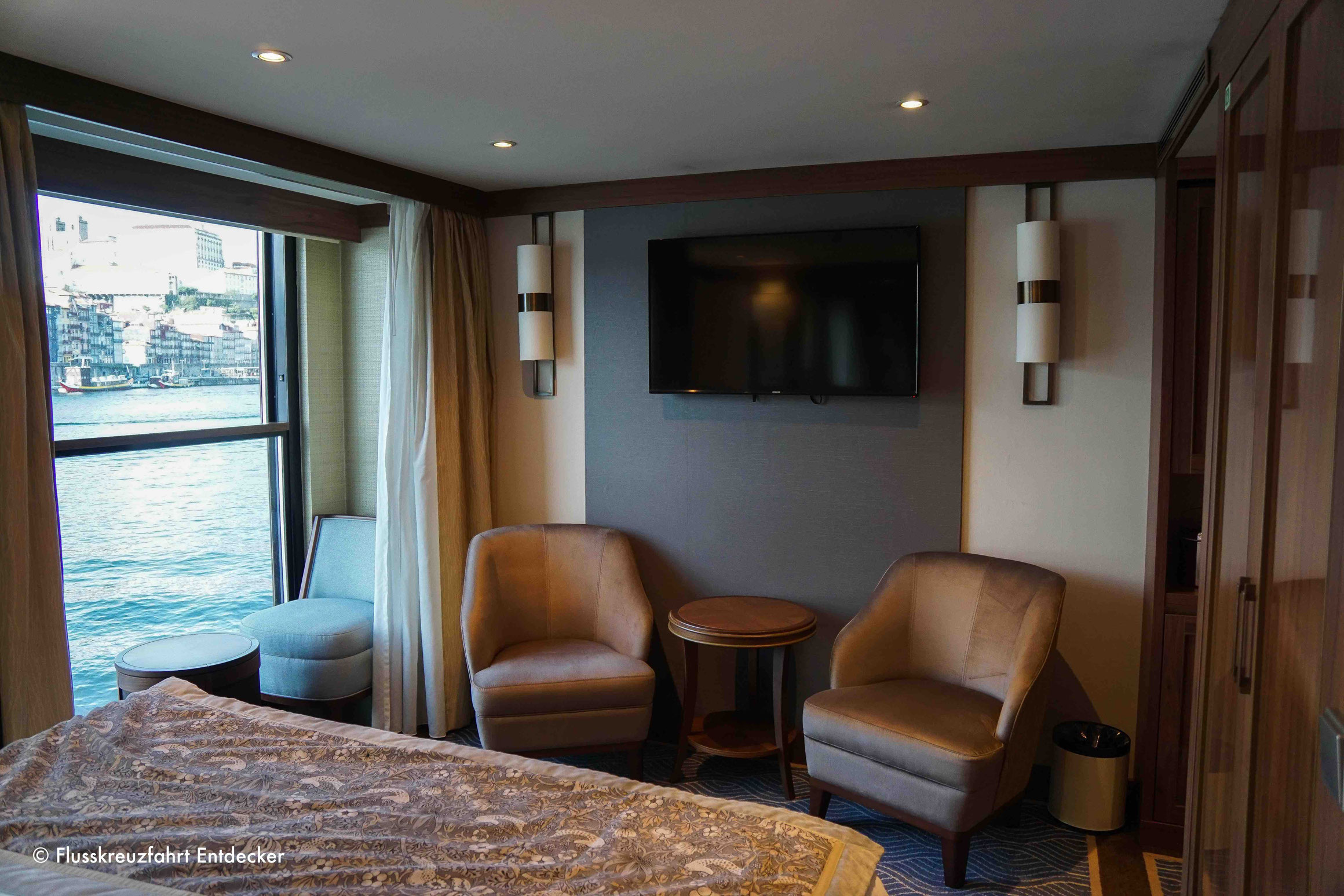 MS Douro Serenity Junior Suite