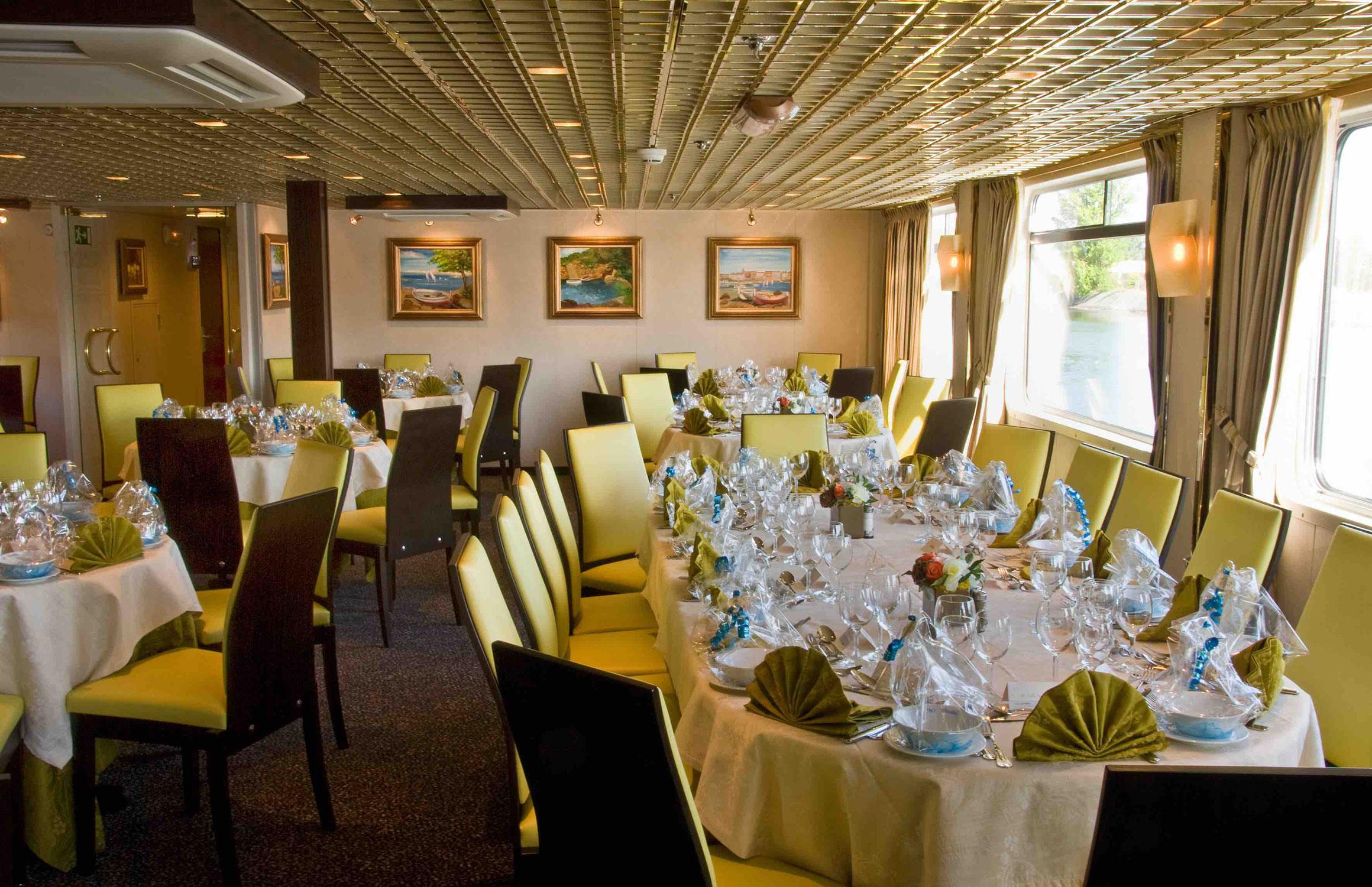 MS Vivaldi Restaurant