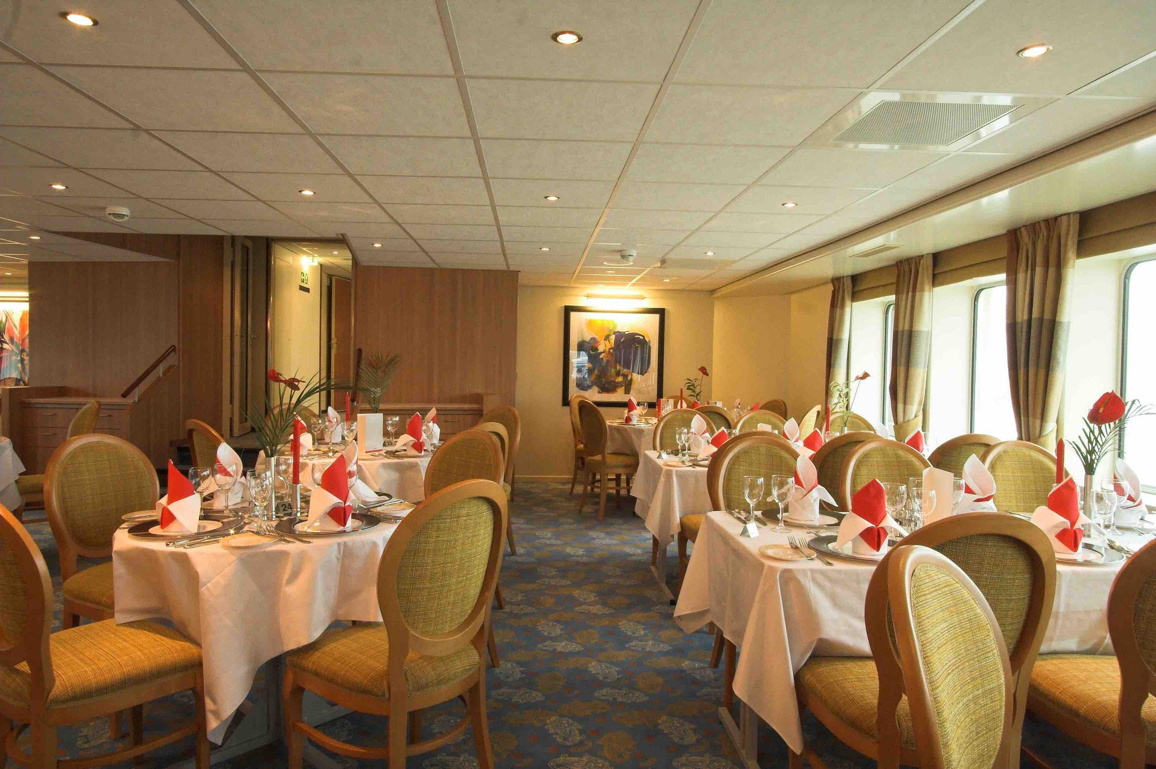 MS Aurelia Panorama Restaurant