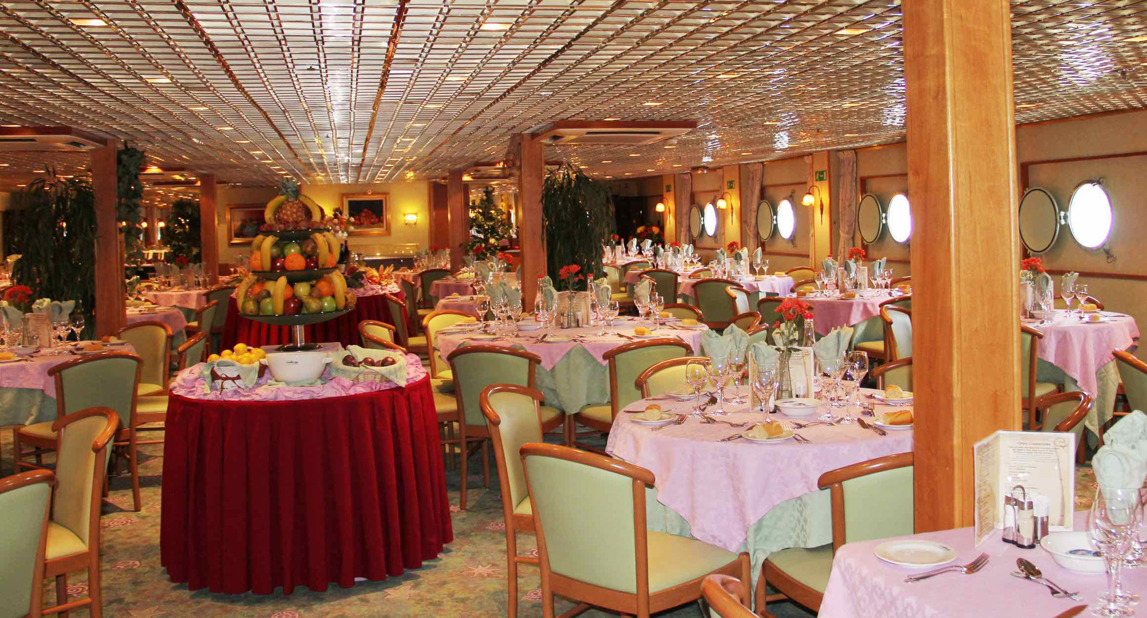 MS La Belle de Cadix Restaurant