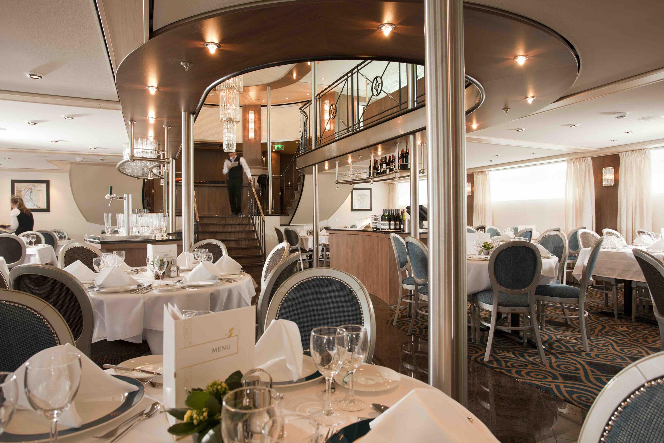 MS Alina Panorama Restaurant