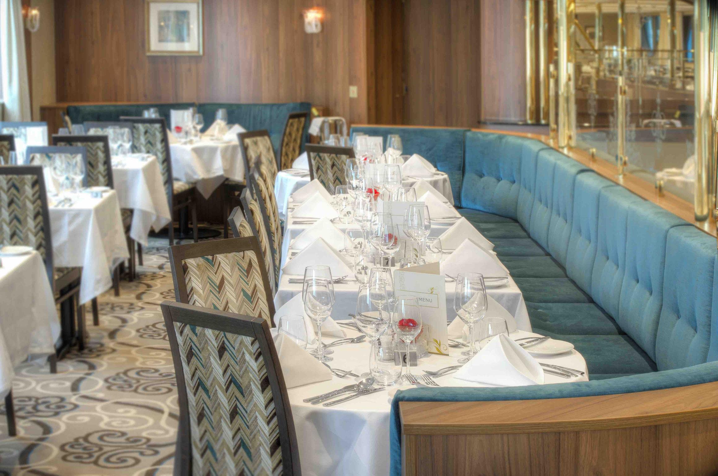 MS Anesha Panorama Restaurant