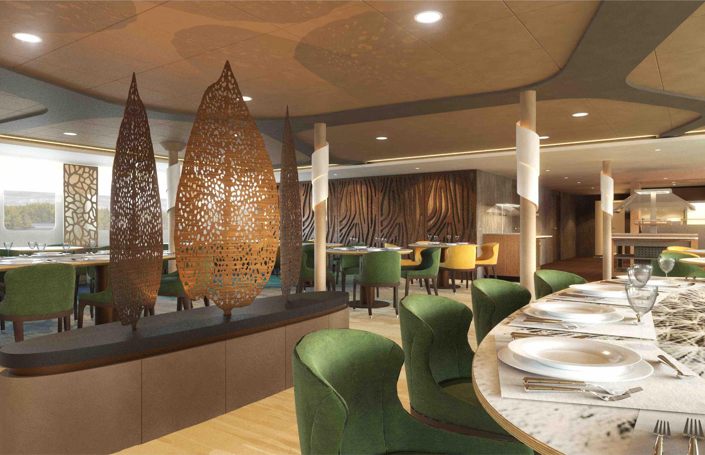 MS Mustai Karim Panorama Restaurant