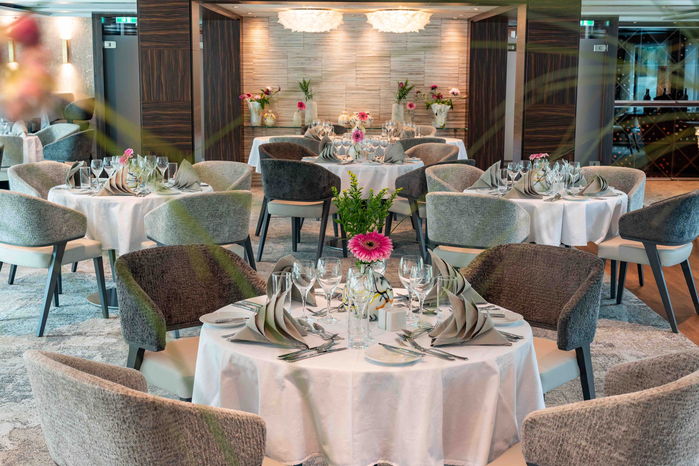 AMADEUS Star Panorama-Restaurant