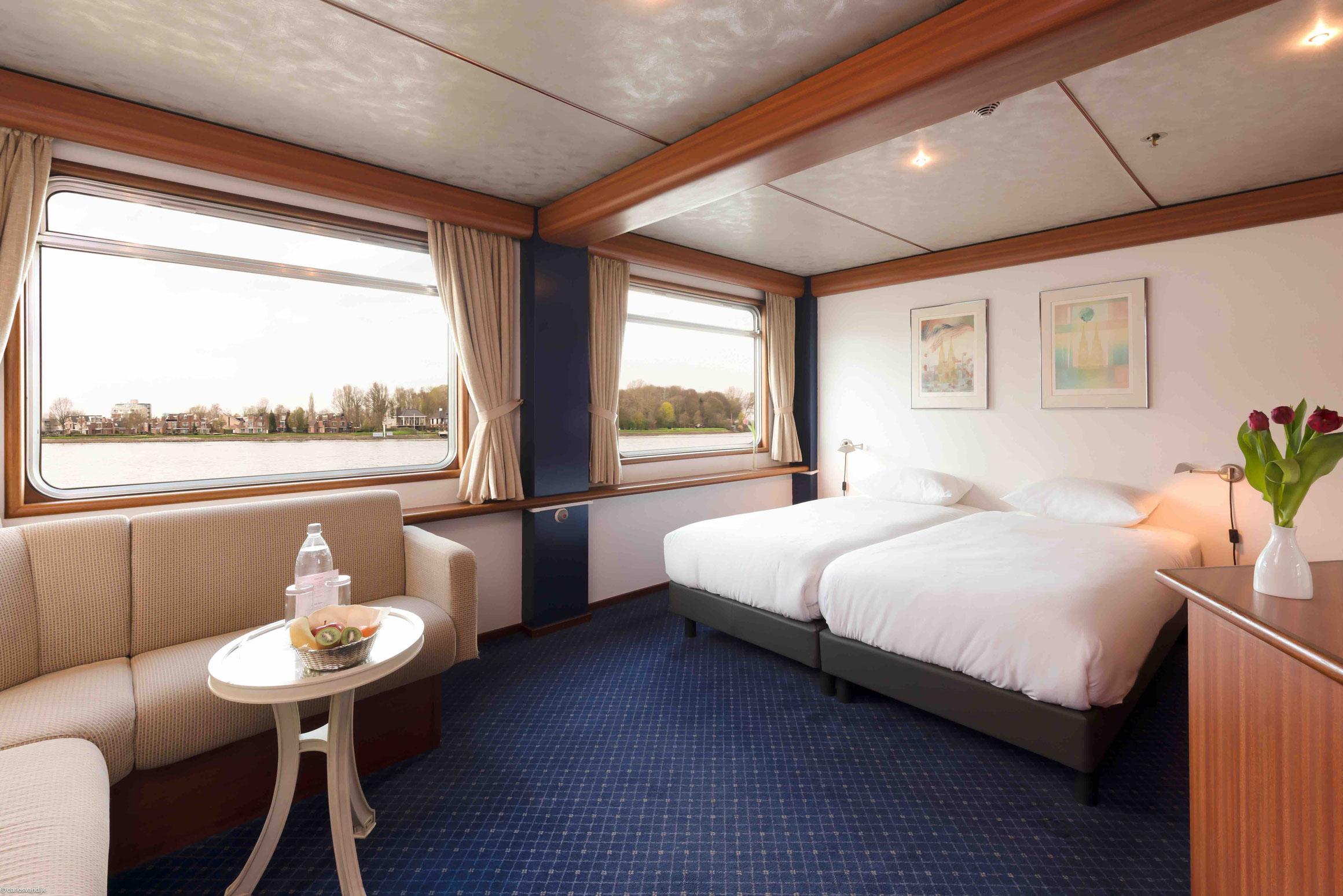DCS Alemannia Suite mit französischem Balkon
