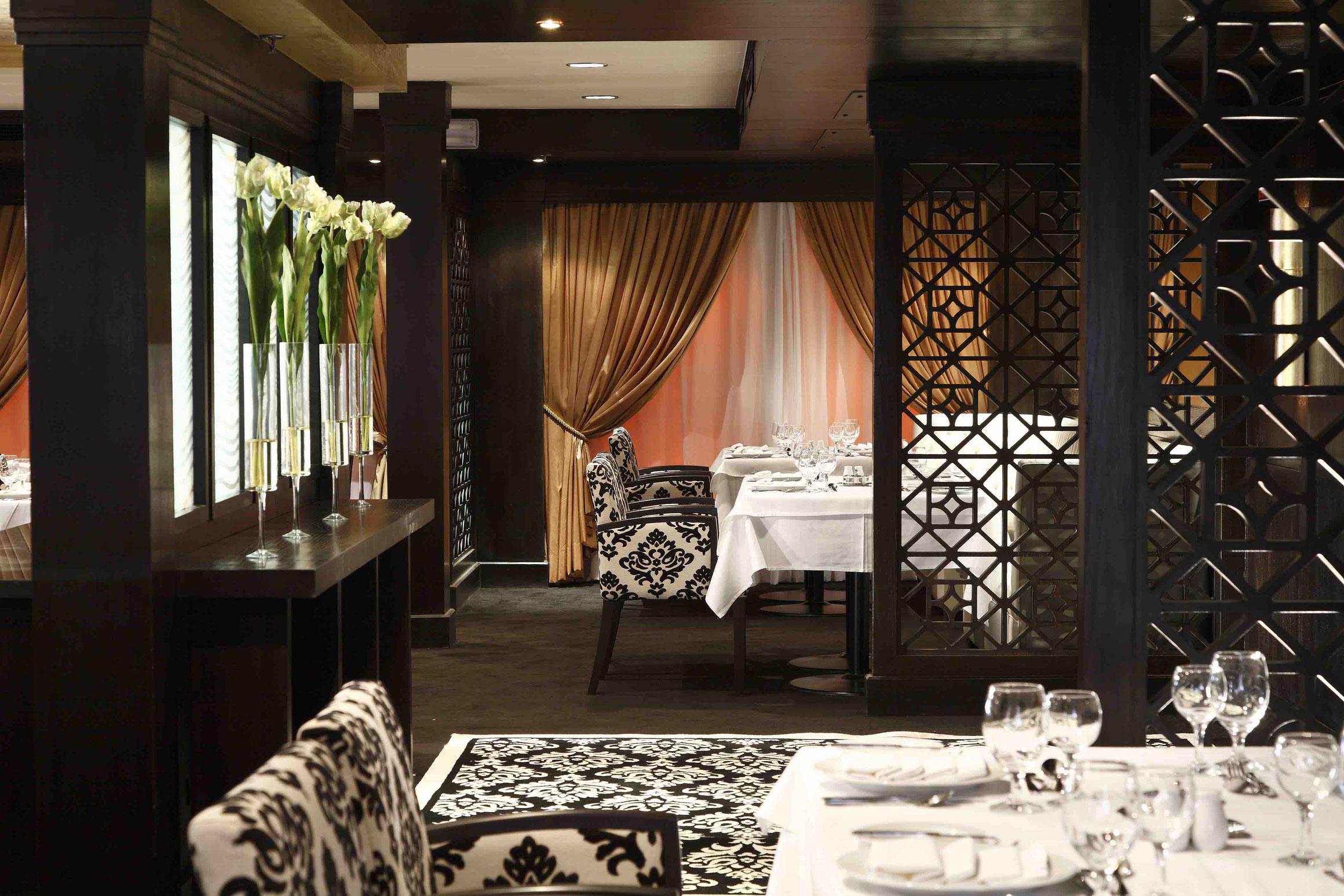 MS Steigenberger Omar El Khayam Panorama Restaurant