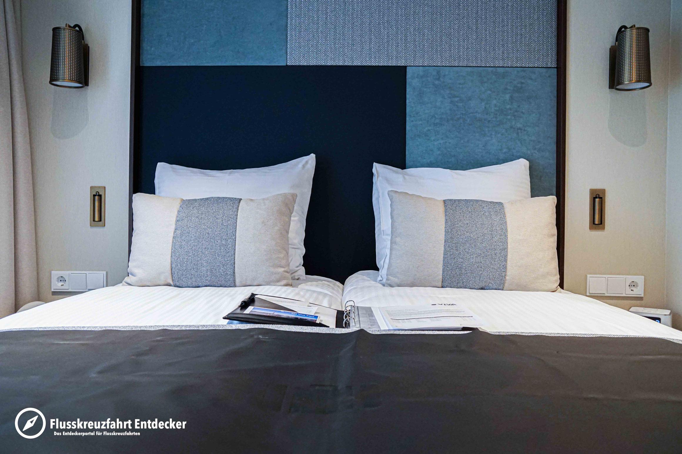 VIVA TIARA Doppelkabine Smaragad Deck