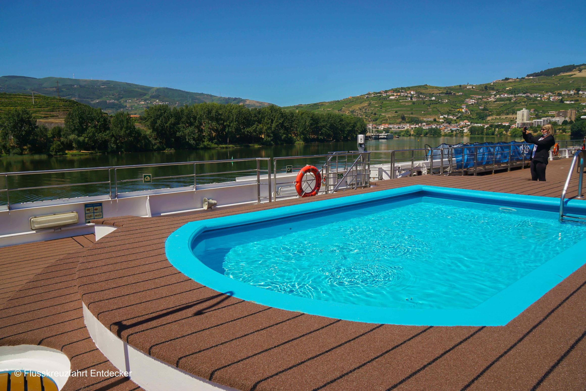 MS Douro Cruiser Sonnendeck