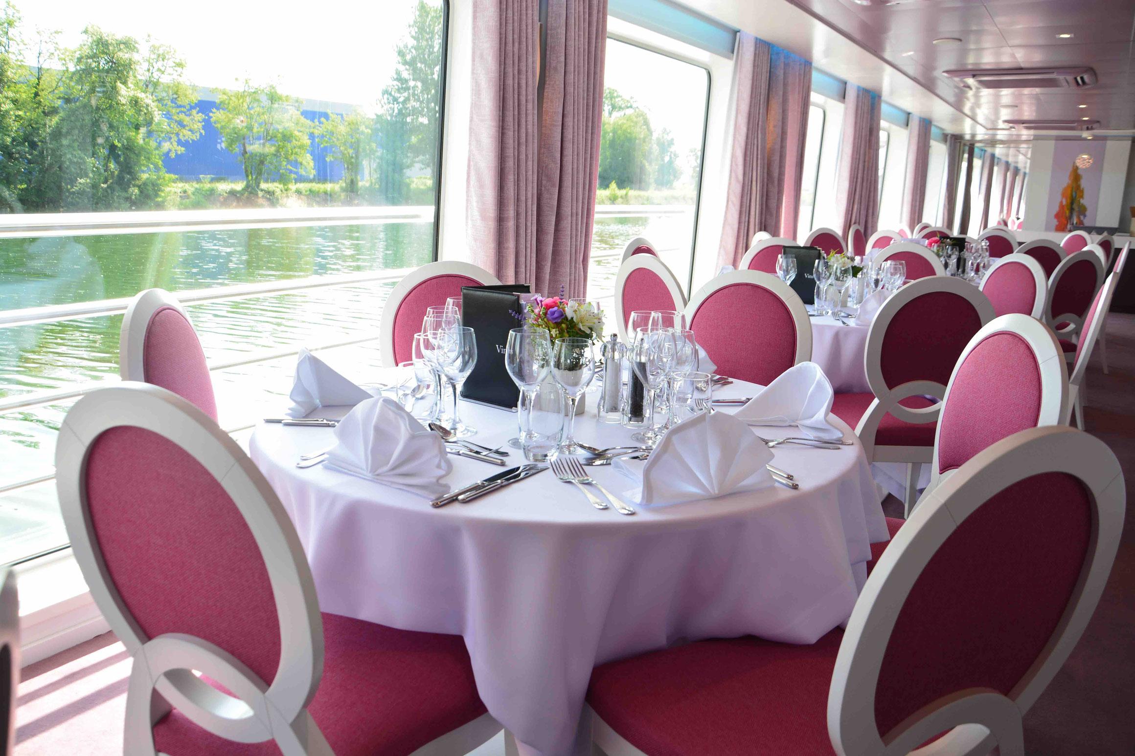MS Douce France Restaurant