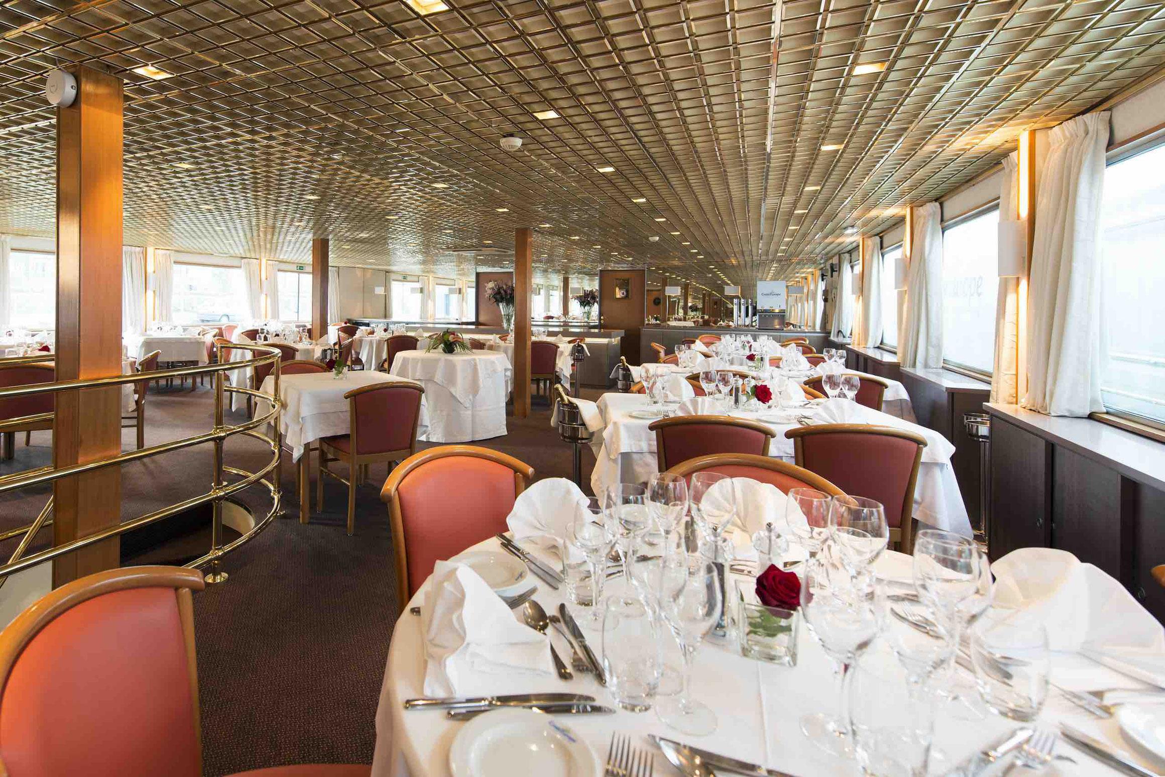 MS Seine Princess Restaurant