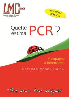 Cliquez ici pour télécharger Quelle est ma PCR ? Nouvelle version 2014 - LMC France - Leucemie myeloide chronique