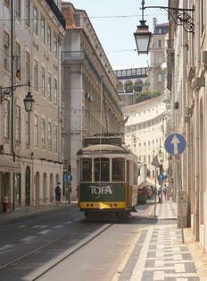 Tram Lisboa - Portugal