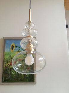 Kundenfoto - Glas-Pendelleuchten CARNIVAL von Light4