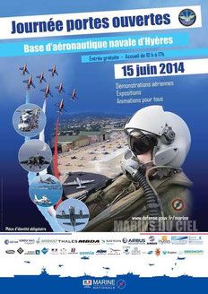 JPO Base Aeronautique Navale d'Hyères 2014 rafale Marine JPO BAN Hyeres 2014 marine marin du ciel