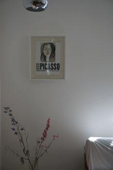 Zu Besuch bei Jutta von meinezeit-blog. Zweiraumwohnung in Kreuzberg...
