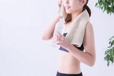新陳代謝の低下