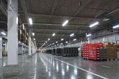 消防設備点検が必要な倉庫・物流センター