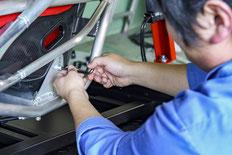 消防設備点検が必要な災害対策・インフラ整備機器製作工場|新潟
