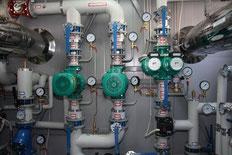 perdita impianto industriale ricerca perdite idriche termografia geofono Diritto d'autore 123RF Archivio Fotografico