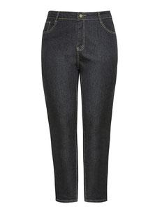 Damen Jeans schwarz Größe 46