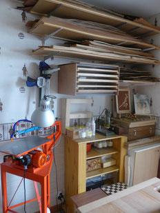 Marqueterie - Atelier Eclats de bois