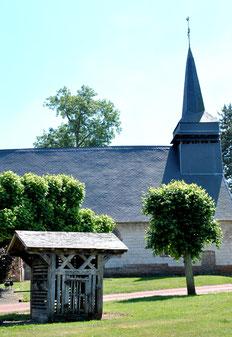 Le puits communal de Bezencourt