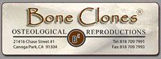 ボーン・クローンズ社ホームページ