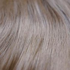 Blonde Haare - Makro Aufnahme