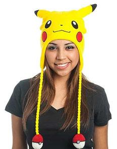 Pokemon Mütze Pikachu