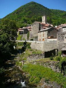 Moulin la Coumo Montfort sur Boulzane Rando pyrenees audoises
