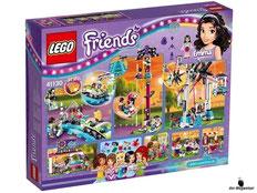 """Bei Bestellung im Onlineshop der-Wegweiser erhalten Sie das Lego Paket 41130 """"Grosser Freizeitpark""""."""