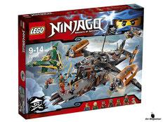 """Bei Bestellung im Onlineshop der-Wegweiser erhalten Sie das Lego Paket 70605 """"Luftschiff""""."""