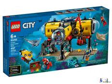"""Bei Bestellung im Onlineshop der-Wegweiser erhalten Sie das Lego Paket 60139 """"Mobile Einsatzzentrale""""."""