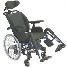 長距離搬送リクライニング車椅子